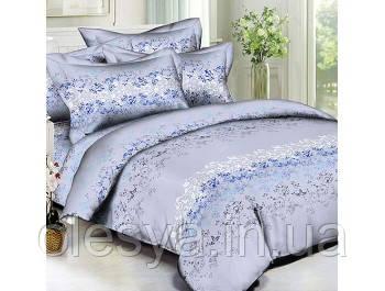 Полуторный комплект постельного белья 1621 Поплин ТМ Вилюта