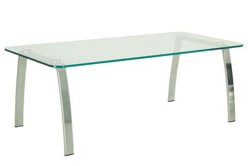 Журнальный столик INCANTO DUO TABLE CHROME