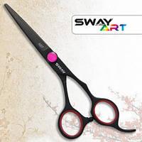 Ножницы для стрижки Sway 110 30550R Art Neon Pink 5