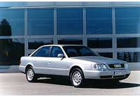 Лобовое стекло на Audi A6 1994-97 г. в.