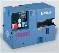 Трехфазный бензиновый генератор GEKO 13000 ED-S/SEBA SS (13,8 кВа)