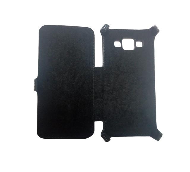 Чехол Status Book для HTC Desire 828  Black Matte