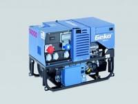 Трехфазный бензиновый генератор GEKO 14000 ED-S/SEBA SS (13 кВа)