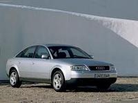 Лобовое стекло на Audi A6 1997-04 г. в.