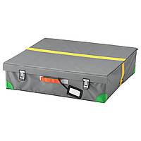 FLYTTBAR Ящик кроватный, темно-серый 403.288.40