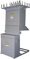 Подстанция трансформаторная КТПМ-100 кВА 10 и 6 кВ  мачтовая , фото 1