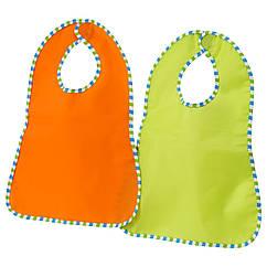 KLADD RANDIG Нагрудник, зеленый, оранжевый 301.780.06