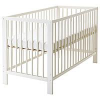 GULLIVER Детская кровать, белый