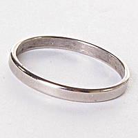 [17,18,19] Кольцо тонкое обручальное  17