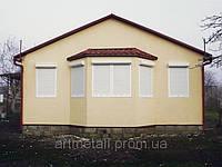 Строительство домов в Днепропетровске, жилые дома под ключ