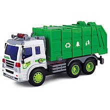 Мусоровоз, 28 см «Junior trucker» (33018)