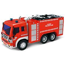 Пожарный автомобиль, 28 см «Junior trucker» (33016)