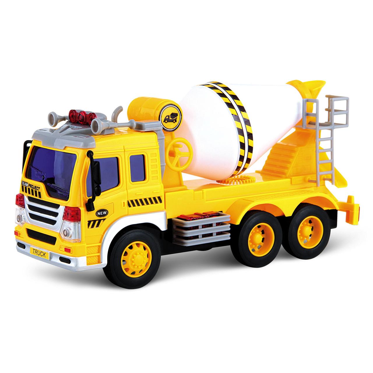 Бетоносмеситель, 28 см «Junior trucker» (33023)
