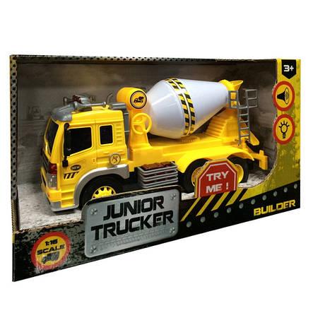 Бетоносмеситель, 28 см «Junior trucker» (33023), фото 2