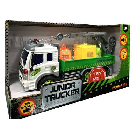 Мусоровоз, 28 см «Junior trucker» (33017), фото 2