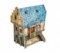 Игровой набор из картона Городская школа 330 УмБум