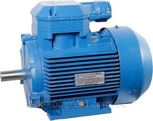 Взрывозащищенный электродвигатель 4ВР 63 B2, 4ВР 63B2, 4ВР63B2