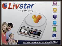 """Весы кухонные """"LIVSTAR"""" 10 кг, фото 1"""