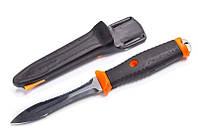 Нож с магнитным креплением Pelengas Volga серрейтор-плейн
