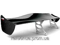 Спойлер универсальный алюминиевый Pro Racing 23025 black ВАЗ