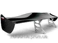 Спойлер Универсальный алюминиевый Pro Racing 23031 black ВАЗ