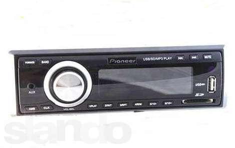 Автомагнитола DEH-3000U MP3 USB FM