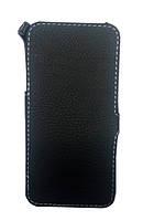 Чехол Status Book для Nokia Lumia 638 Black Matte