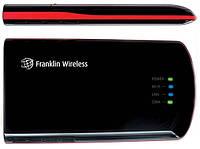 Новинка! Суперцена на новый мобильный роутер с поддержкой LAN Franklin R526A