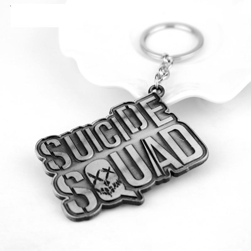 Брелок  Suicide Squad Отряд самоубийц