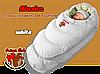 Пуховый конверт на овчине Alaska, Ontario Baby
