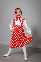 Детский карнавальный костюм Маши