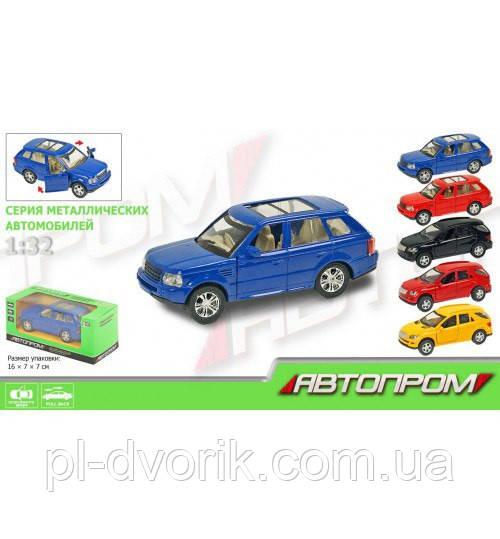 Машина Металл TF818