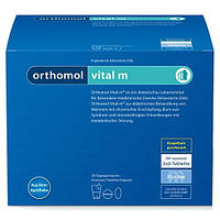 Ортомол Витал м - капсулы + таблетки + порошок (30 дней)  Orthomol Vital m
