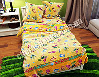 """Ткань для постельного белья Бязь """"Gold"""" Lux детская GLB018 (50м)"""