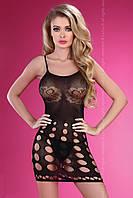 Эротическое платье-сетка Afraima от TM Livia Corsetti (Польша) Размер S/L