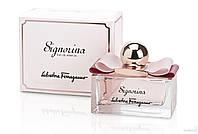 Salvatore Ferragamo Signorina  100ml  (tester) женская парфюмированная вода (оригинал)