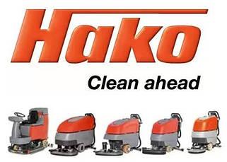 Поломоечные машины Hako