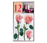 """ArtDecor № 12 """"Розовые розы"""""""