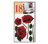 """ArtDecor № 18 """"Красные розы"""""""