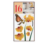"""ArtDecor № 16 """"Желтые орхидеи"""""""