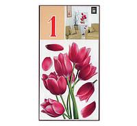 "ArtDecor № 1 ""Красные тюльпаны"""