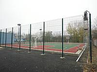 Ограждения для теннисных кортов