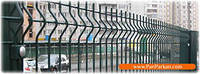 Дешевый забор из сетки