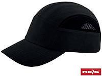 Каска-кепка (каскепка) защитная промышленная RAW-POL Польша BUMPCAPMESH B