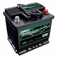 Автомобильный Аккумулятор GigaWatt 45 Ач (Гигават) Сумы
