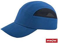 Каска-кепка (каскепка, каскетка) защитная промышленная RAW-POL Польша BUMPCAPMESH NB