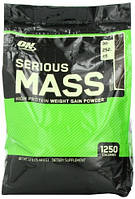 Optimum Nutrition Serious Mass 5.44 kg оптимум нутришн сириус масс