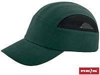 Каска-кепка (каскепка, каскетка) защитная промышленная RAW-POL Польша BUMPCAPMESH ZB