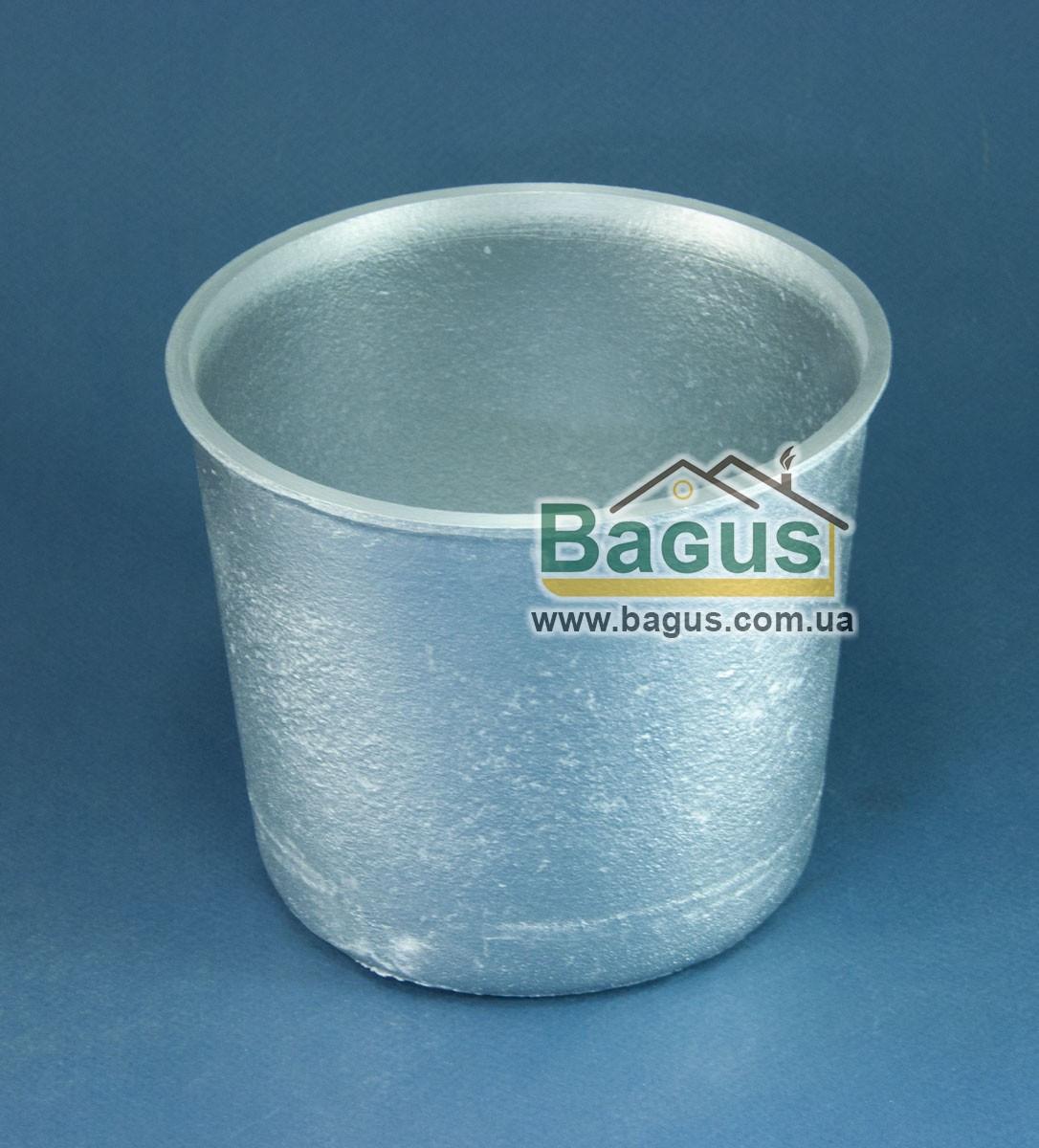 Форма алюминиевая для выпечки кулича (паски) 1,0л ПРОЛИС (ФПК-002)