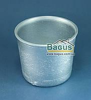Форма алюминиевая для выпечки кулича (паски) 1,0л ПРОЛИС (ФПК-002), фото 1